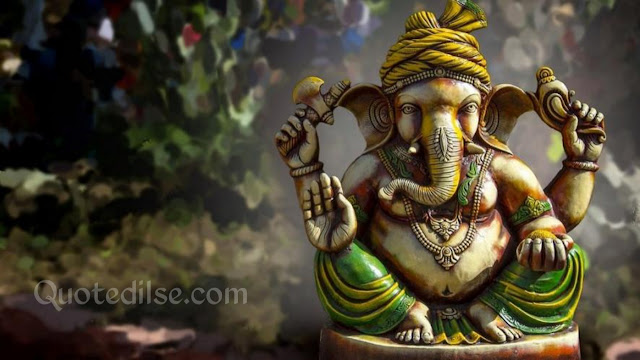 Ganesh Chaturthi Quotes In Hindi