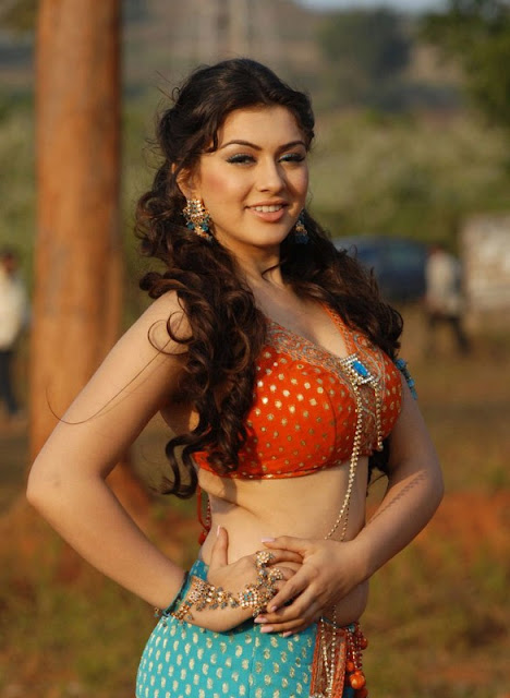 Hansika Actress Hot Pics
