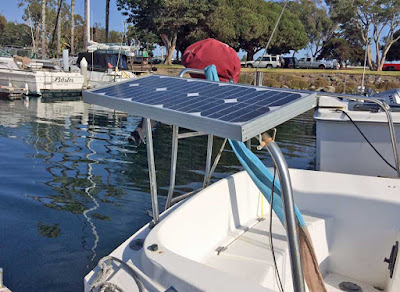 solar panels for boats or RV