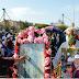 Shirley Vázquez Participa en la Celebración de Santísima Trinidad
