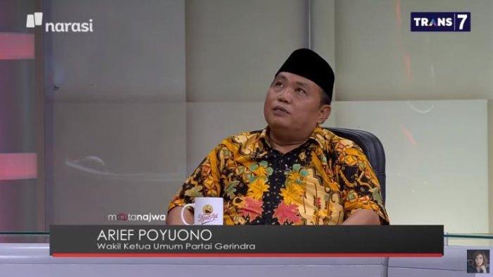 Soal Kepulangan Pentolan FPI, Arief Poyuono: Bisa Jadi Prabowo - Rizieq Akan Maju di Pilpres 2024