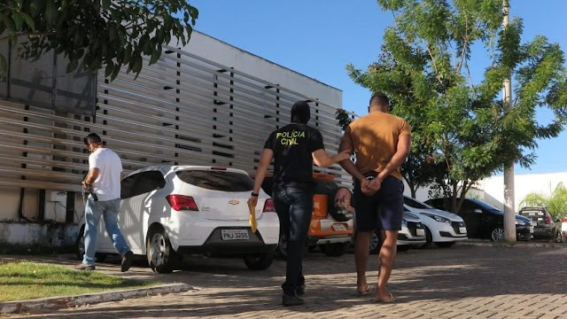 Tecnologia foi peça-chave para a prisão de acusados de matar prefeito de Granjeiro