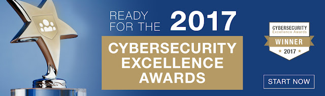 Cybersecurity Excellence Awards 2017