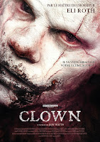 affiche du film CLOWN de Jon Watts avec Andy Powers