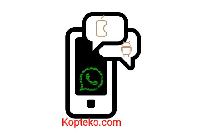 Memindahkan Chat WhatsApp dari Android
