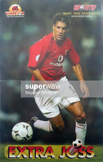 Ruud Van Nistelrooy (Manchester United 2002)
