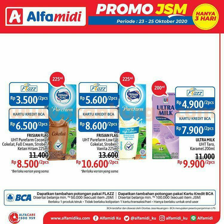 Katalog Promo JSM Alfamidi 23 - 25 Oktober 2020 11