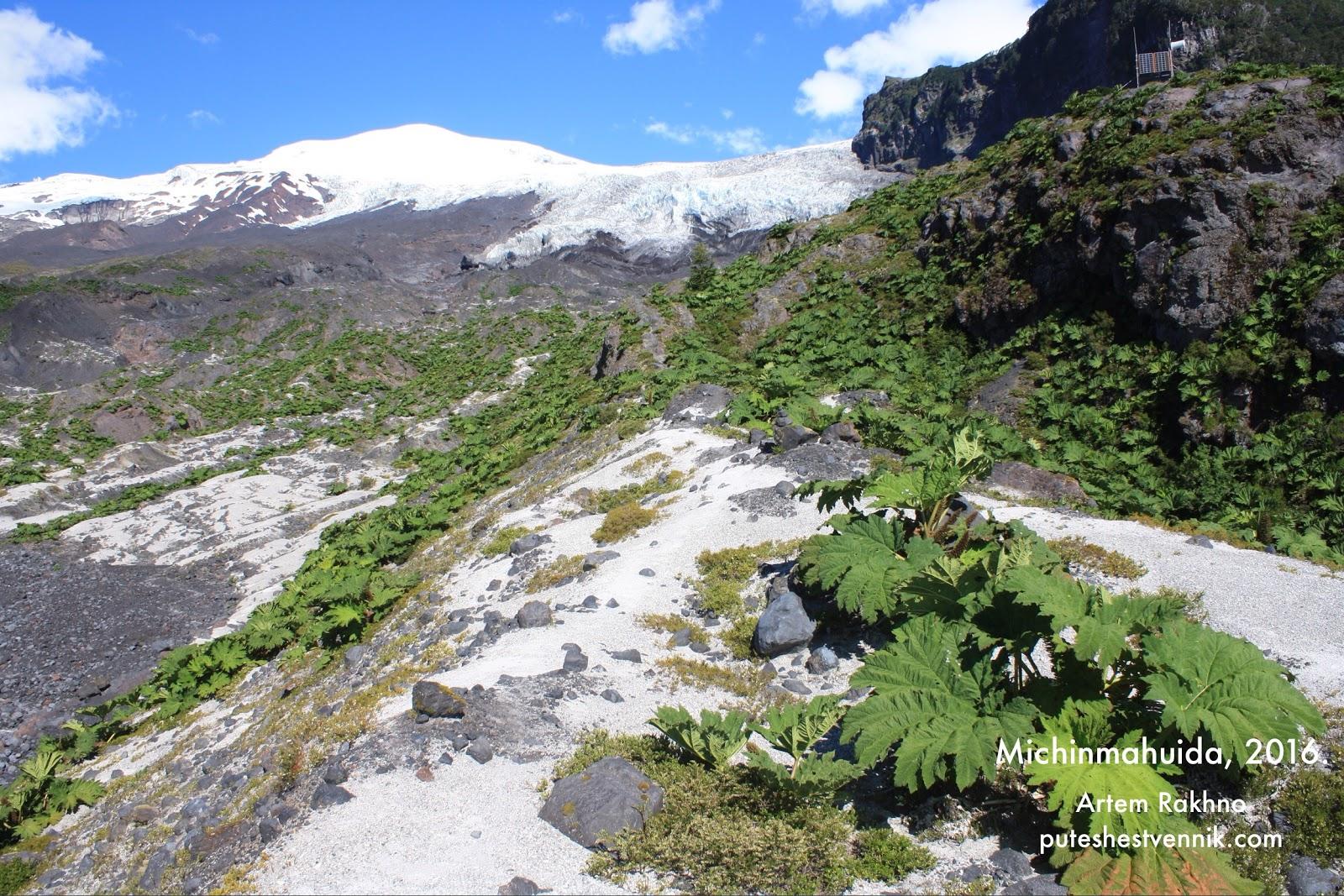 Вулкан Мичинмахуида