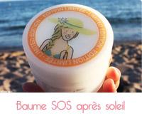 Baume SOS Après-soleil Saint-Gervais Mont Blanc