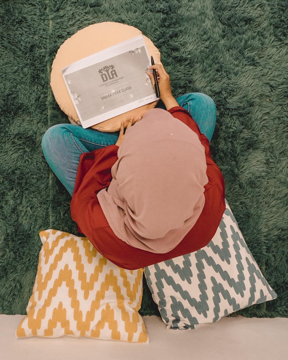 Dreams Language Academy (DLA) Wangsa Maju Curitan Aqalili