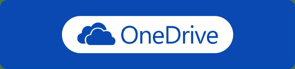 OneDrive Logo PNG