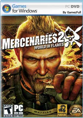 Descargar Mercenaries 2 World in Flames pc mega y google drive /