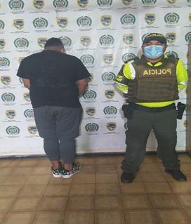 https://www.notasrosas.com/En la vía San Alberto - La Mata,  Policía Cesar, captura a un Agresor Sexual