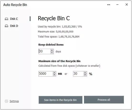 Cara Kosongkan Recycle Bin Secara Otomatis-1