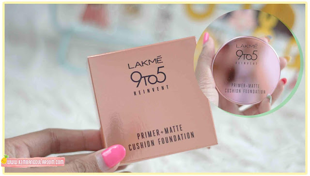 lakme cushion foundation