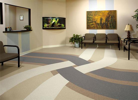 vinyl flooring rumah sakit bali