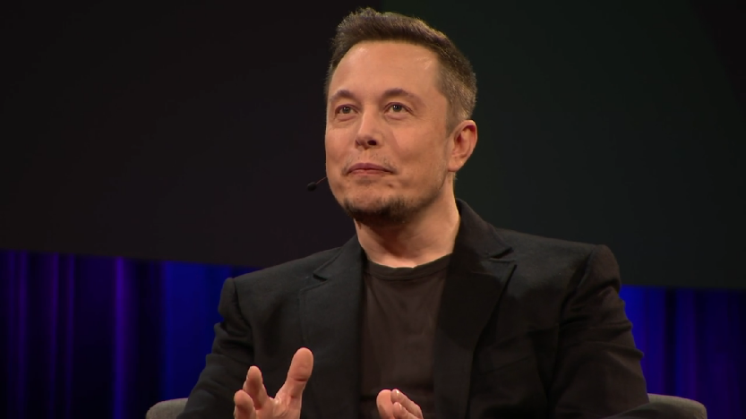 Elon Musk Shares His Vision for the Future at TED
