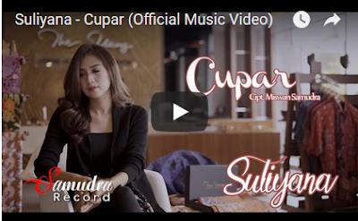 Lirik Lagu Suliyana - Cupar Dan Terjemahanya (Official Music Video)