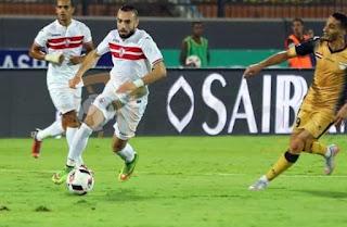 مباراة الزمالك والإنتاج الحربي اليوم (2-5-2018) كأس مصر بث مباشر