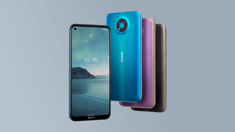 Breaking: Nokia 3.4 with SD460 and triple-cam launches in the Philippines, priced at PHP 7,990!