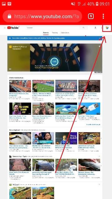 Cara Menghapus Channel Youtube Dari Hp Musdeoranje Net