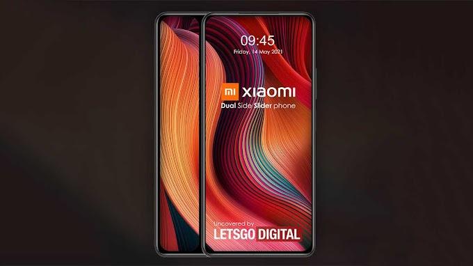 شاومي تطور هاتف ذكي جديد ومستقبلي يتميز هذا الهاتف الجديد بآلية انزلاق مزدوجة