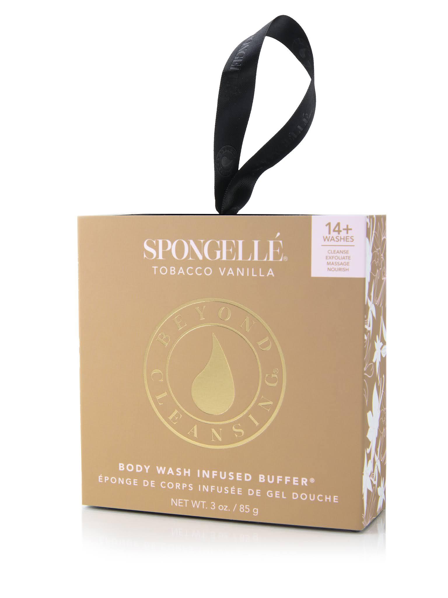 Spongellé Tobacco Vanilla Boxed Flower