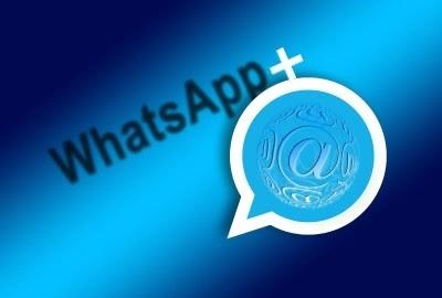 تحميل واتساب الازرق اخر اصدار WhatsApp Plus Blue