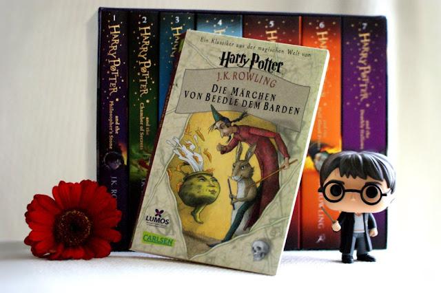 Die Märchen von Beedle dem Barden von J. K. Rowling www.nanawhatelse.at