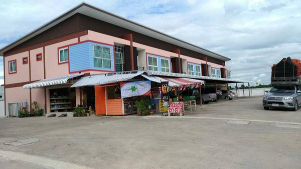 ขายทาวน์โฮม ชลบุรี-บ้านบึง ราคาพิเศษ 5 ยูตสุดท้าย