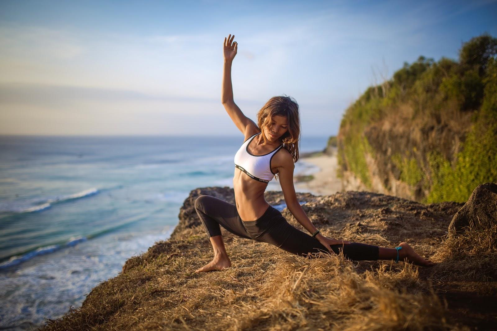 Tante senam yoga sexual health