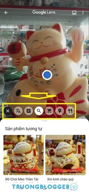 Top ứng tìm kiếm bằng hình ảnh chính xác trên Android, iOS
