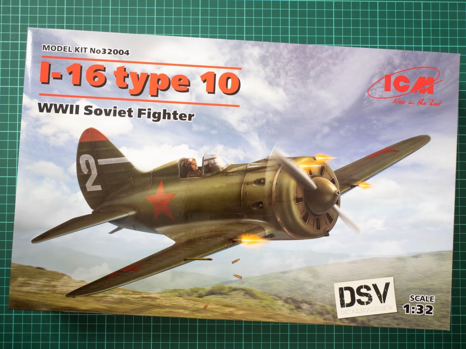 Big PE set Polikarpov I-16 Type 24 28 Scale 1//32 for ICM 32001 kit 32002