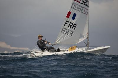 Jean-Baptiste Bernaz sélectionné pour le dernier Test Event au Japon