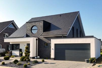 Massivhaus modern satteldach  Massivhaus Satteldach Modern | Minimalistische Haus Design