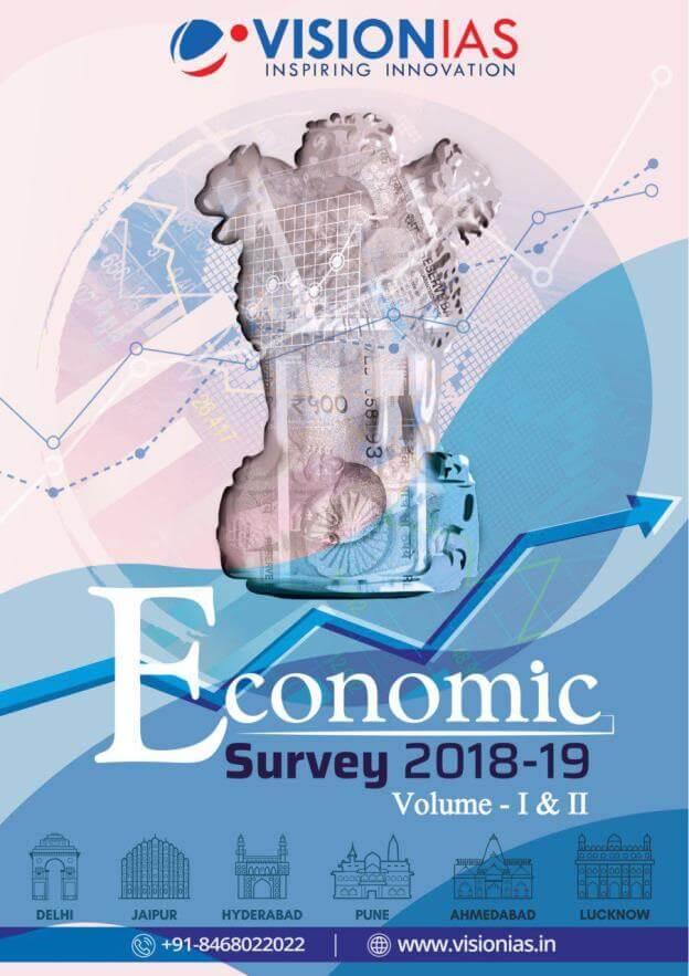 Vision-IAS-Economy-Survey-2018-19-Volume-I-and-II-For-UPSC-Exam-PDF-Book