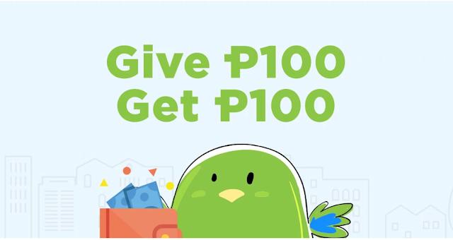 Libreng P100 Hatid ng Paymaya