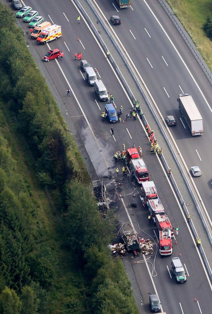 Unfall Auf Der A9 Aktuell