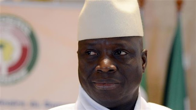African forces give midday ultimatum to Yahya Jammeh of the Gambia to quit