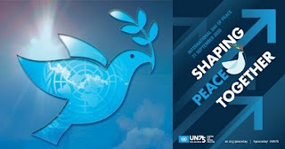 21 septembrie: Ziua Internațională a Păcii