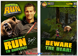 Survival Run with Bear Grylls v1.4 Mod Apk Teknopc.net