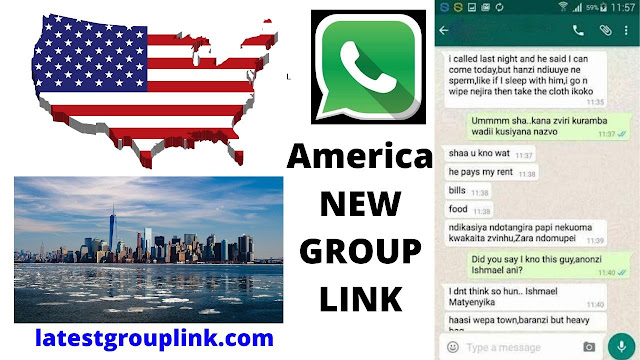 Join 101+ America Whatsapp Group Links Latest update