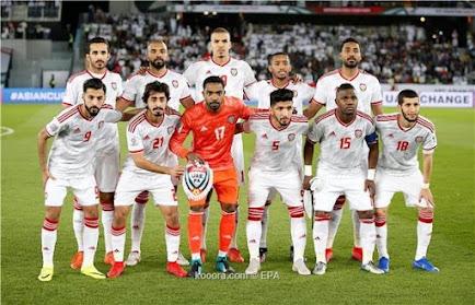 موعد مباراة سوريا و الامارات من تصفيات آسيا المؤهلة لكأس العالم 2022