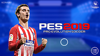 PES 2019 Mobile Android Graphics Patch Best Graphics