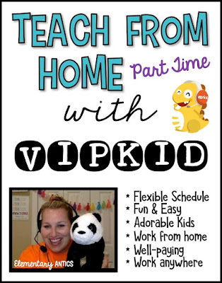 Teach from home with VIPKID. VIPKID is the perfect job for stay at home moms, retired teachers or teachers wanting to earn more money.