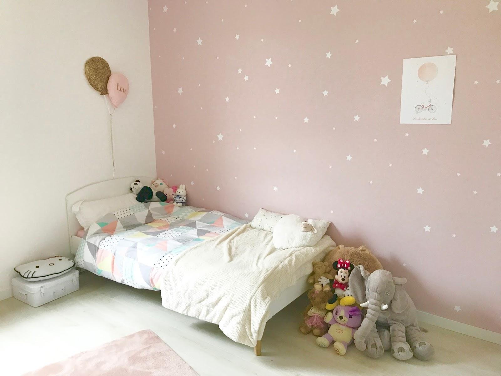 DIY : un mur étoilé pour chambre enfant | GlobeShoppeuse