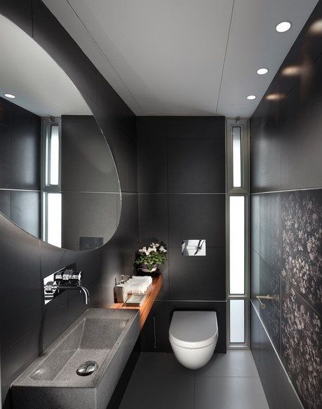 Mostly we have a small bathroom in our home and wondering how to make the most : modern-comfort-room - designwebi.com