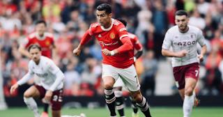 سجل أستون فيلا انتصاراً قاتلاً على مانشستر يونايتد على أرضه في الجولة السادسة من الدوري الإنجليزي