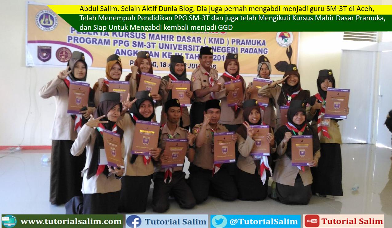 Abdul Salim, S.Pd.Gr