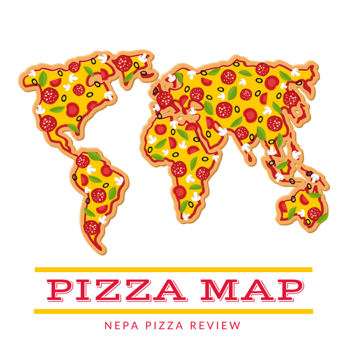 NEPA Pizza Map